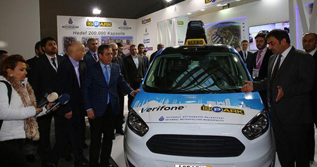 İstanbul Taksi projesi tanıtıldı