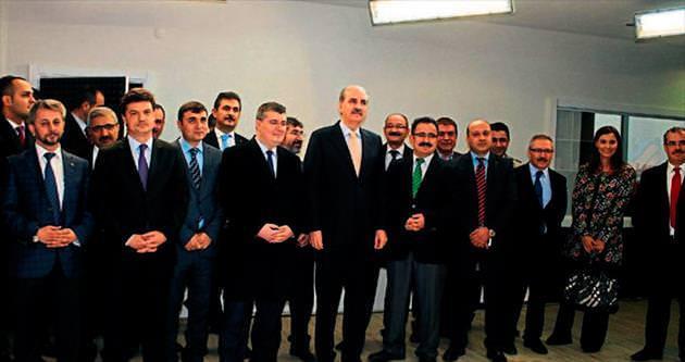 Kontv Ankara'daki yeni merkezinde