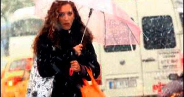 İzmir'de soğuk ve yağışlı hava uyarısı