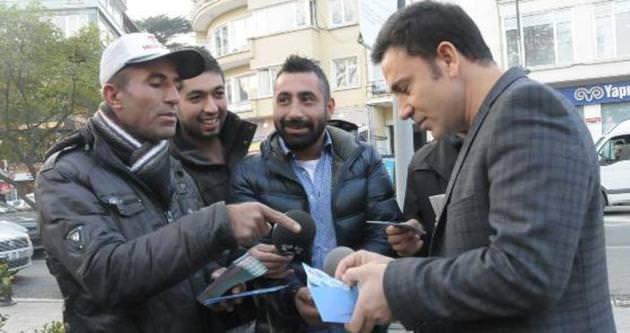 İzzet Yıldızhan 2 bin liralık bilet aldı