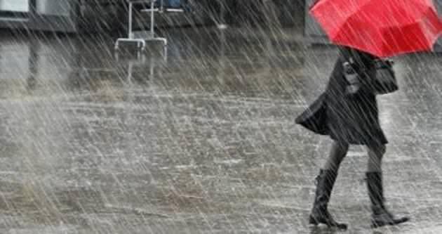 İstanbul'da yağmur - yağışlar ne kadar sürecek?