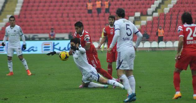 Çılgın maçın galibi Balıkesirspor