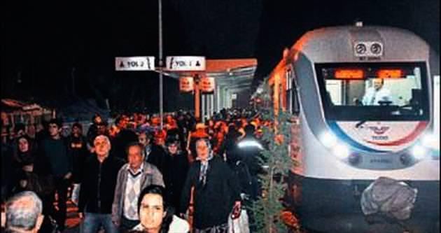 İzmir-Ödemiş sefer sayısı artırılsın talebi