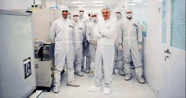 İlk çip fabrikası Aselsan'dan geldi