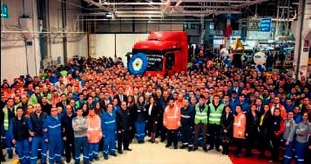 Ford 200 bininci kamyonu üretti