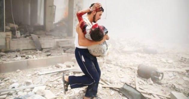 Esad'ın açtığı 1 milyon yara