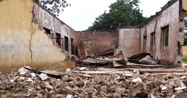 Nijerya'daki katliamın görüntüleri yayınlandı