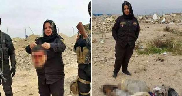 Acımasızlıkları ile IŞİD'i geri bıraktılar