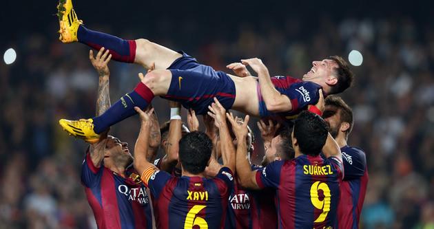 Dünya devi Barça'ya sponsor oldu