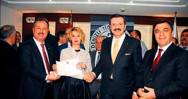 Girişimci Denizli Türkiye'ye örnek