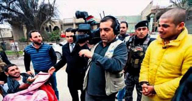 Irak usulü reality show böyle olur