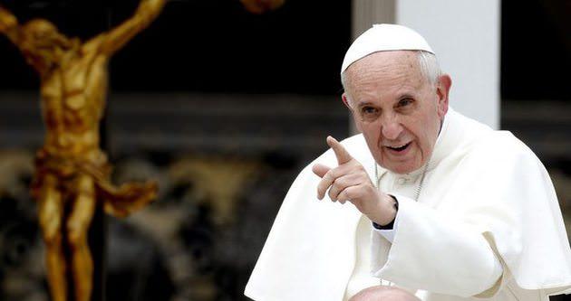 Papa'ya göre kilisenin 15 hastalığı!