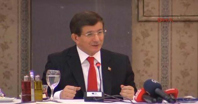 Davutoğlu'ndan soruşturma açıklaması