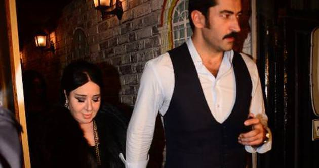 Kenan İmirzalıoğlu ile Nur Yerlitaş el ele görüntülendi