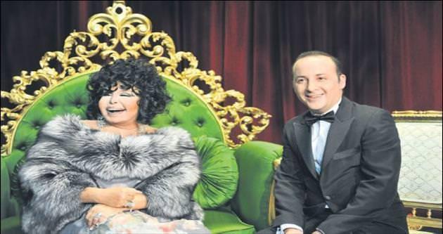 Bülent Ersoy'a kraliçe muamelesi yapılmış