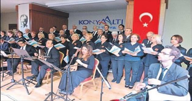 2014'ün son Türk sanat müziği ziyafeti