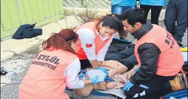 Paramedikler umut verdi
