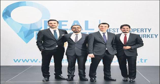 Realestatenews.com.tr'nin hedefi 1 milyar dolar