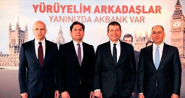 Akbank 20 bin ihracatçı yaratacak
