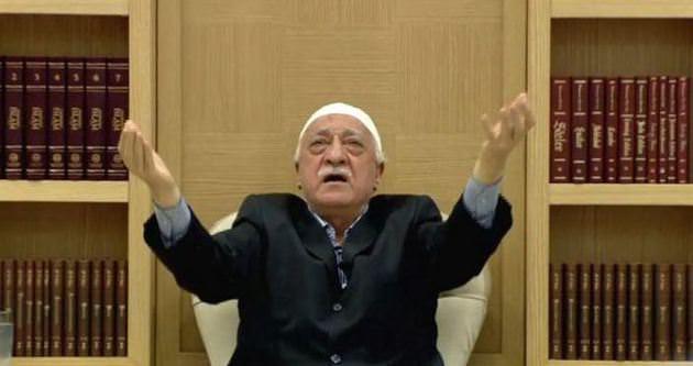 Tahşiye kumpasında talimat Fethullah Gülen'den