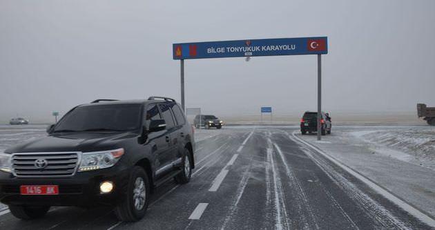 Cumhurbaşkanı Erdoğan'ın talimatıyla Tonyukuk yolu asfaltlandı