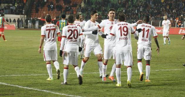 Galatasaray Hamzaoğlu ile dört dörtlük