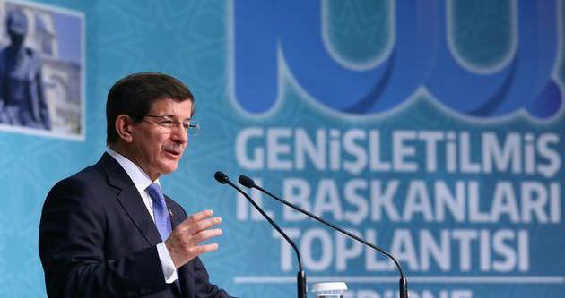Davutoğlu: Şişli'de 'Paralel belediye' oluşmuş