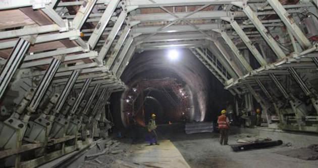 Ilgaz Dağı tüneli 2015 yılında tamam