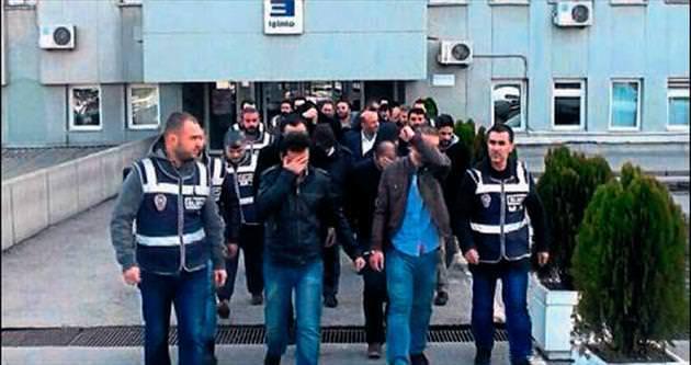 İnsan tacirleri serbest bırakıldı