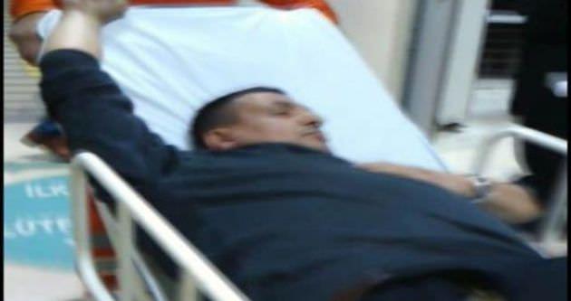 49 yaşındaki adam bonzai içti hastanelik oldu!