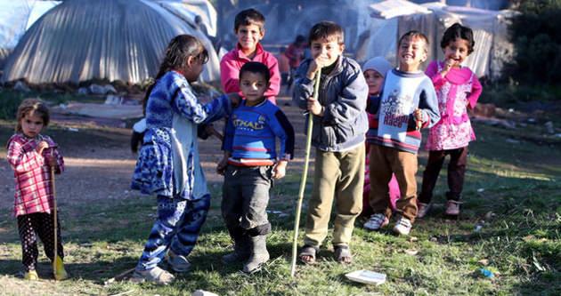 Suriyeliler: Merhamet bekliyoruz!