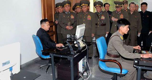 İşte Kim'in 1800 kişilik hacker ordusu
