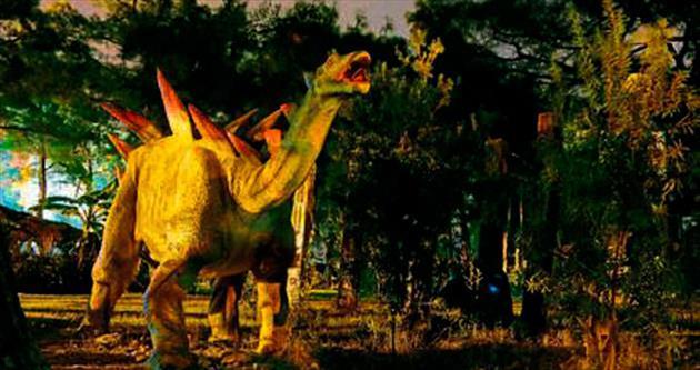 Rusların yeni aşkı dinozorlar