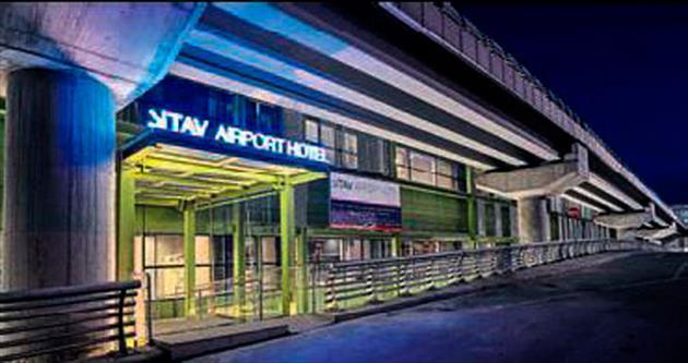 TAV Airport Otel İzmir'de açılıyor