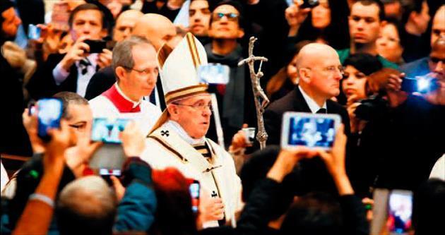 Papa Francis, Erbil'i aradı
