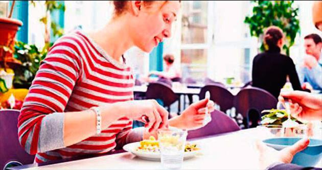 Restoranlara 'alerjen madde' ayarı