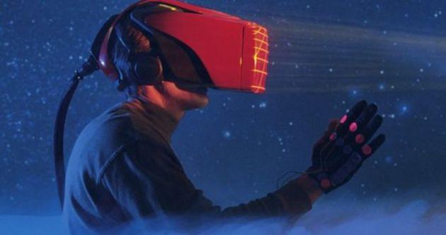 Microsoft da Virtual Reality Headset hazırlıyor