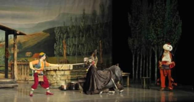 Çocuklar Nasreddin Hoca operasını sevdi