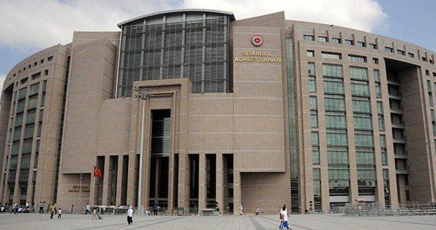 İstanbul Adalet Sarayı'nda yangın