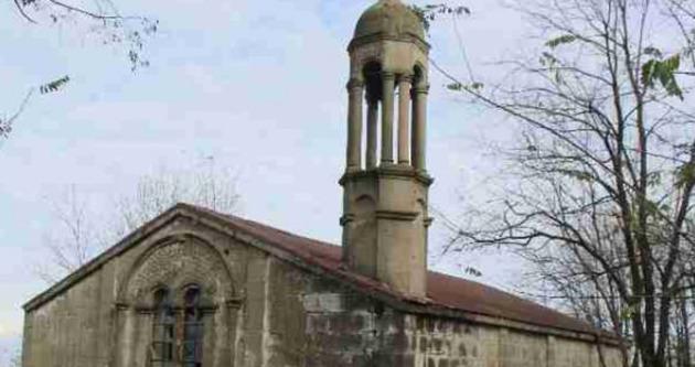 250 yıllık kilise restore edilecek