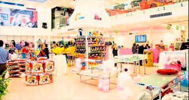 Mina Baby & Kids 4. şubesini açtı