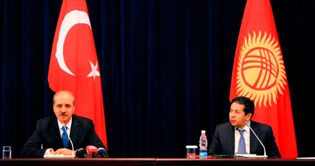 Kırgızistan'la 1 milyar dolarlık yol haritası