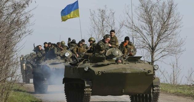 Ukrayna'da rehine değişimi!