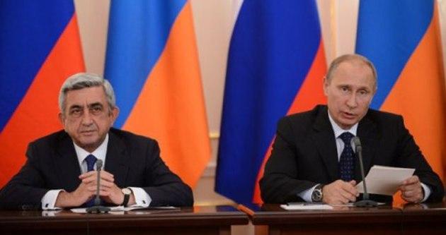 Ermenistan giderek Rusya bağımlısı oluyor