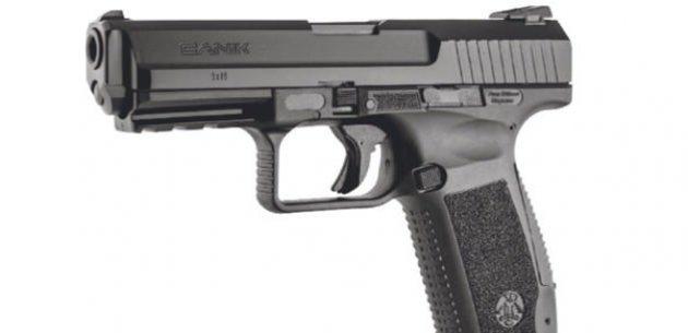 Polisin yerli silahı Canik Samsun'da üretilecek