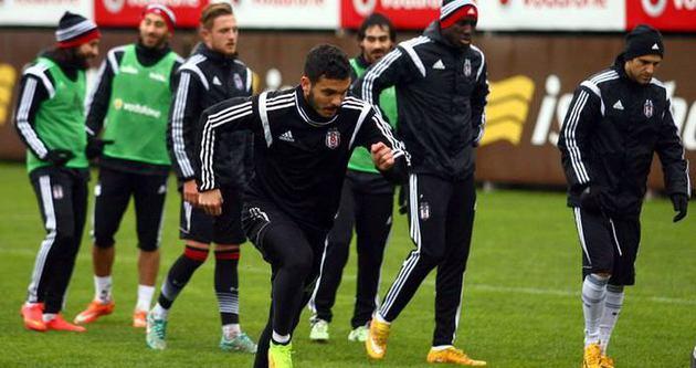 İşte Beşiktaş'ın Konya kadrosu