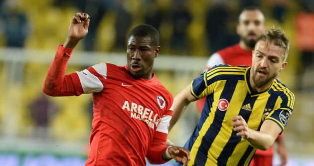 Fenerbahçe'den tek gollü galibiyet