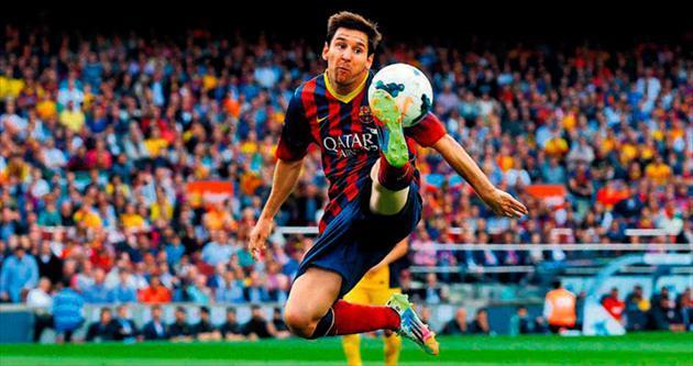 Messi dünyanın en iyi oyuncusu olabilirdi... Şayet insan olsaydı...