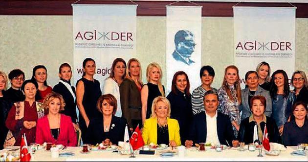 Girişimci kadınlara projeler