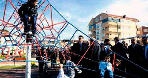 Hedef Osmangazi'ye 150 yeni park